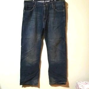 Nautica jeans 38x30 relaxed fit